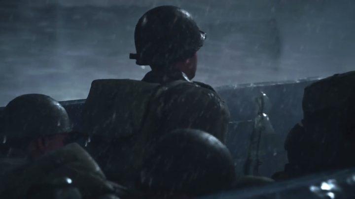 CoD:WWII: お披露目トレーラーが公開