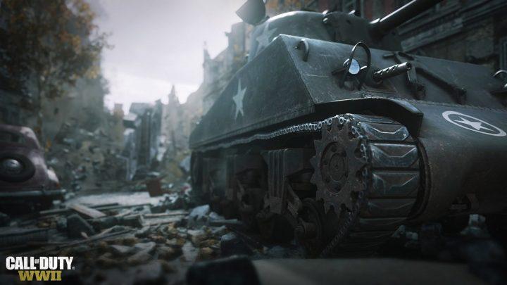 CoD:WWII: 初の公式スクリーンショット公開(5枚)