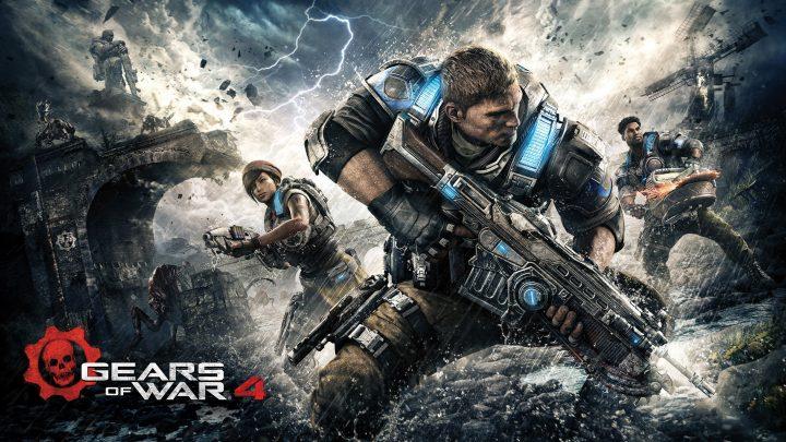 『Gears of War 4』の国内版が発表か、公式Twitterで予告