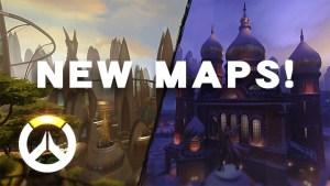 オーバーウォッチ: 年内に新マップ3種をリリース予定、さらに特殊マップ3種も開発中