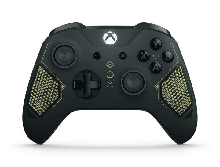 グリップにテクスチャー加工を施した「Xbox ワイヤレス コントローラー (リコン テック)」、5月11日発売
