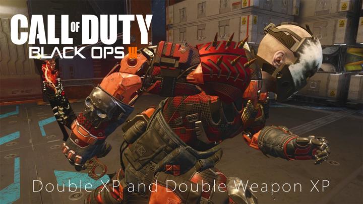 CoD:BO3:ダブルXPと武器ダブルXP同時開催、5月31日まで