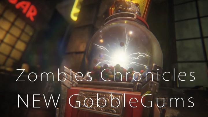 CoD:BO3:DLC「Zombies Chronicles」に含まれるゴブルガム10種の詳細