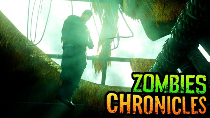 CoD:BO3:「ゾンビクロニクル」でリメイク、人気の日本軍マップ「Shi no Numa(死の沼)」の比較動画&画像