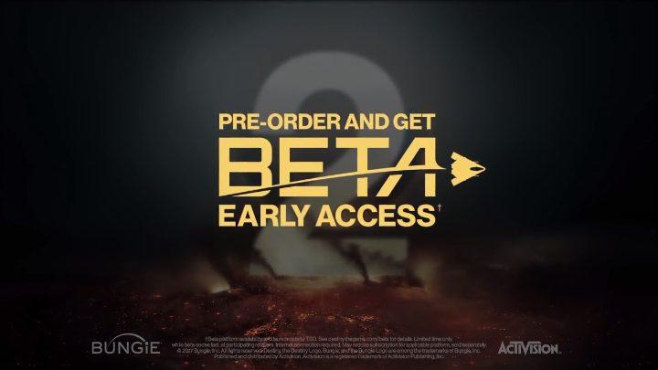 Destiny2-beta ベータ