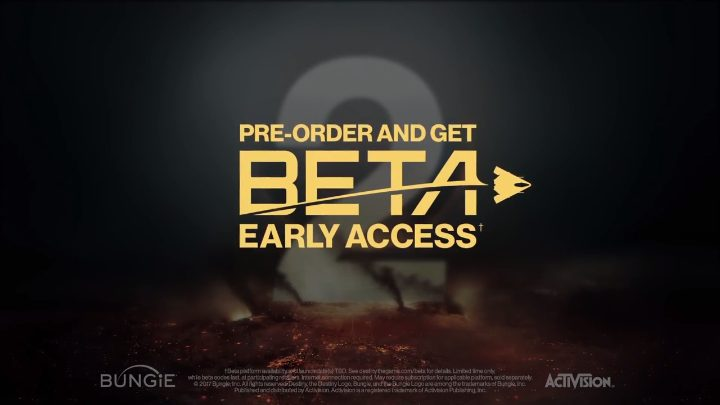 Destiny2-beta ベータ