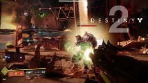 Destiny 2フレームレート比較