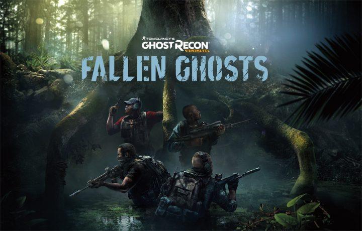 ゴーストリコン ワイルドランズ:第2弾DLC「フォールン・ゴースト」の配信日が5月31日に決定、15の新ミッションや4人のボスなどを追加