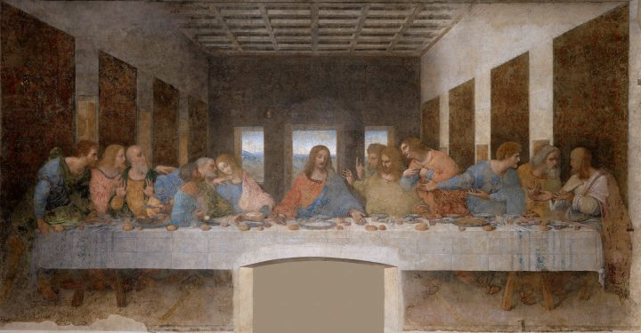 レオナルド・ダ・ビンチ 最後の晩餐