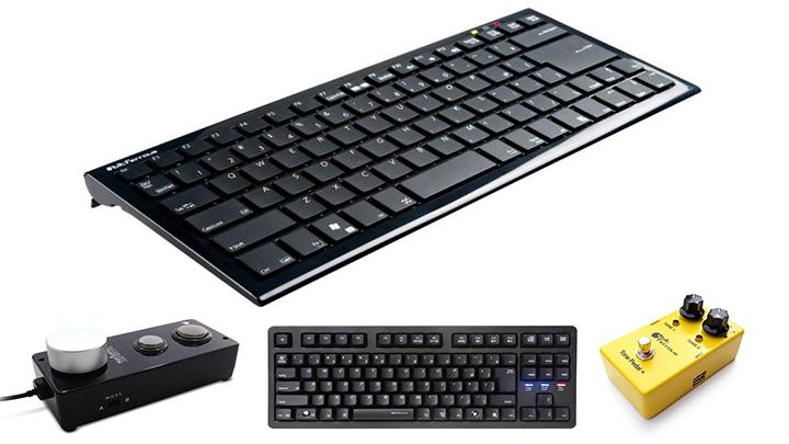 ビットフェローズ4製品が値下げ: テンキーレスゲーミングキーボードやパドルコントローラーなど