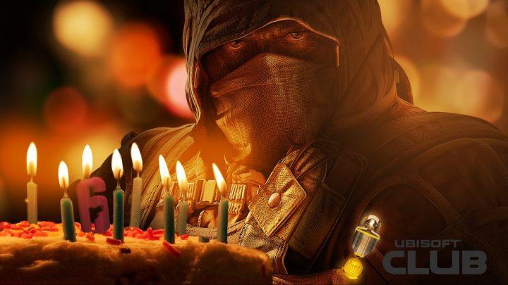 レインボーシックス シージ:Kapkanの誕生日を記念したチャレンジ開催、メダリオンチャームを手に入れよう