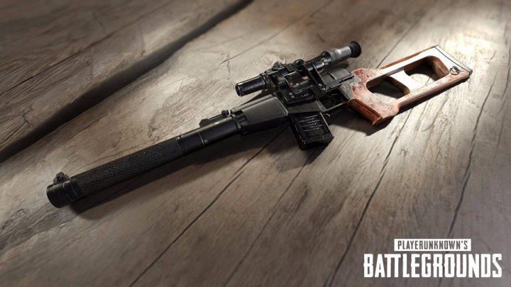 PUBG:新武器にスナイパーライフル「VSS」追加、新規モーションも準備中