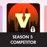 シーズン5の報酬。プレイヤーアイコン