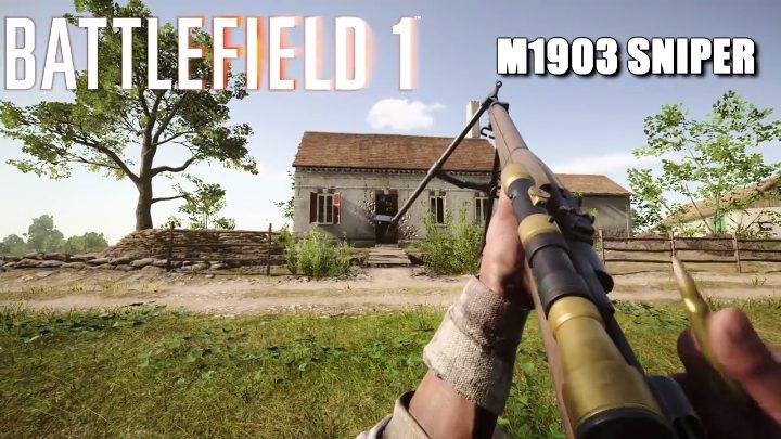 BF1-M1903SNIPER
