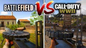 CoDWWII vs BF1