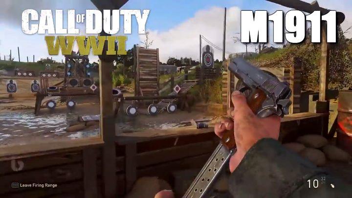 CODWWII-M1911