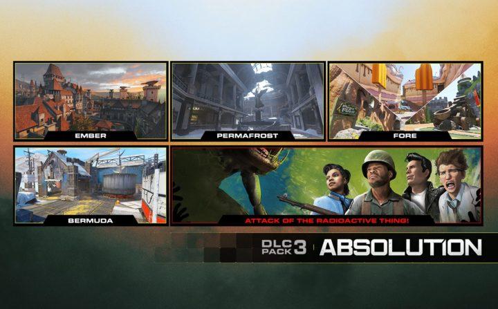 """CoD:IW: 第3弾DLC""""Absolution""""の画像ファイル8枚発掘、4種のマップとゾンビのイメージも"""