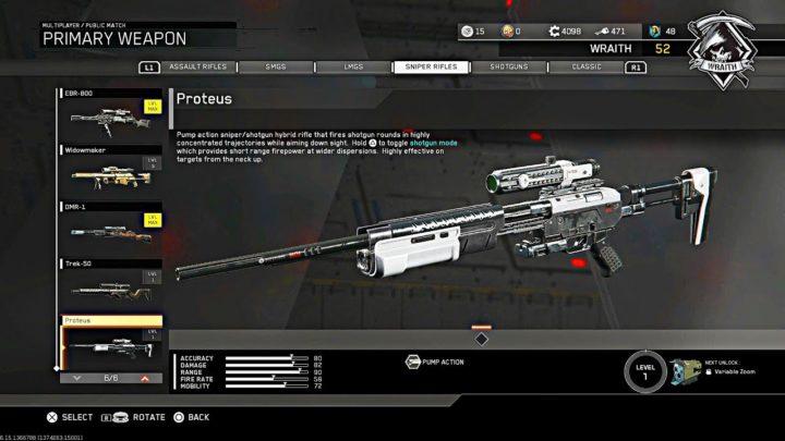 CoDIW-Proteus 新武器
