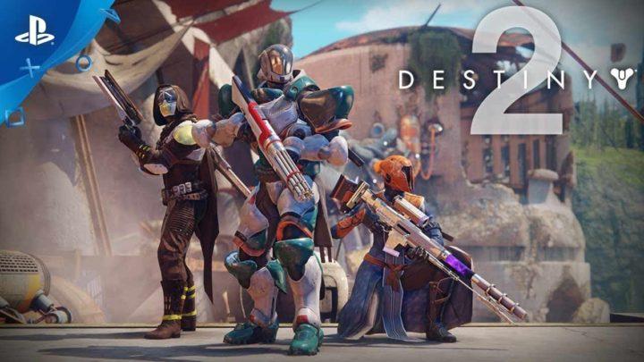 Destiny 2:PS4版オープンベータは7月19日午前2時から、PS+なしでもプレイ可能。先行配信コンテンツや予約特典も発表
