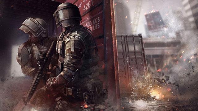 無料FPS『Operation7 Revolution』、一部で不評の「リーン」が解除可能に
