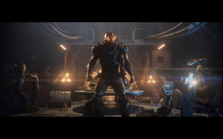 Bioware新規IP『Anthem』のティザートレーラー公開、過酷な惑星でのSFサバイバルか