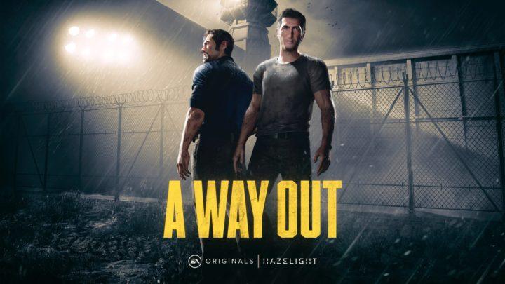 超協力プレイ型の刑務所脱獄ゲーム『A Way Out』発表、オンライン専用で2018年リリース
