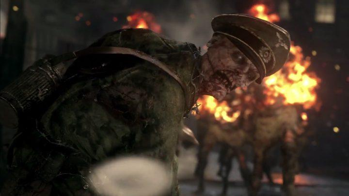"CoD:WWII: ゾンビモード""Nazi Zombies""トレーラー正式公開 「新しい世界が産まれる」"