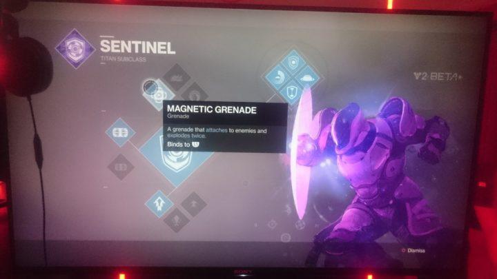 Destiny 2:センティネルのスキルツリーが判明、他サブクラスのスキルツリーと合わせて紹介