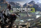 Sniper Ghost Warrior 3(スナイパー ゴーストウォーリアー3)keyart