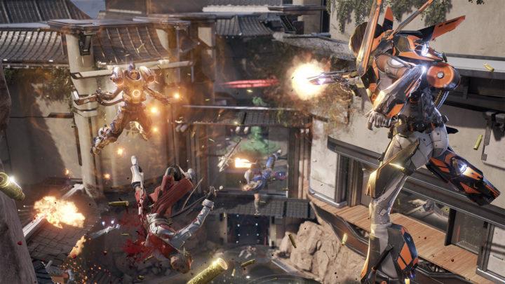スキル重視の重力無視FPS「LawBreakers」情報まとめ、海外発売日は8月8日(PS4/PC)