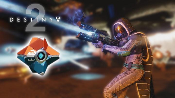 Destiny 2: 早期購入特典の新エキゾチック武器「コールドハート」映像公開 、唯一の照射型武器で照射時間が長いほどダメージ増加