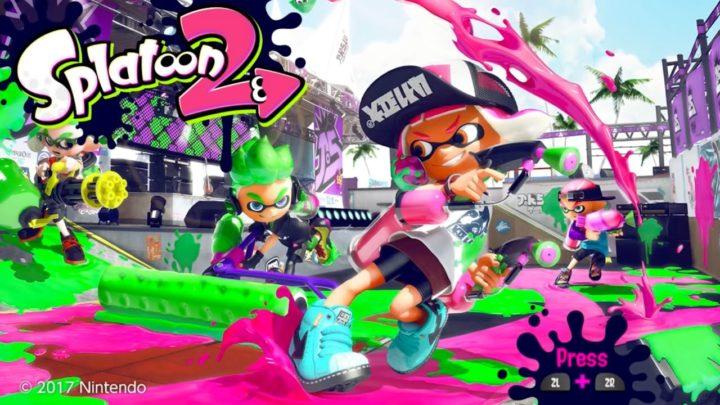 スプラトゥーン2:国内累計100万本突破、Nintendo Switchと共に最多購入層は10代男性