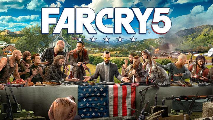 Far Cry 5: 国内リリース日の延期が正式発表、発売日は3月29日に変更