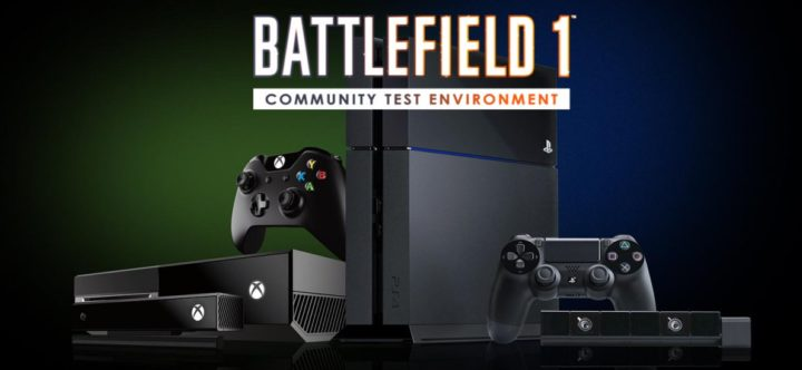 BF1-CTE PS4 Xbox One