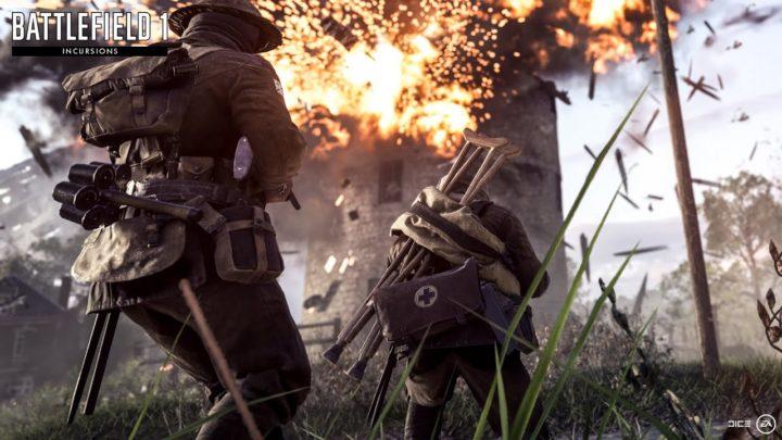 Battlefield 1 Incursions