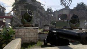 CoD:WWII: マルチプレイヤーマップ「ジブラルタル」のフライスルー映像公開、ベータ前に確認しておこう