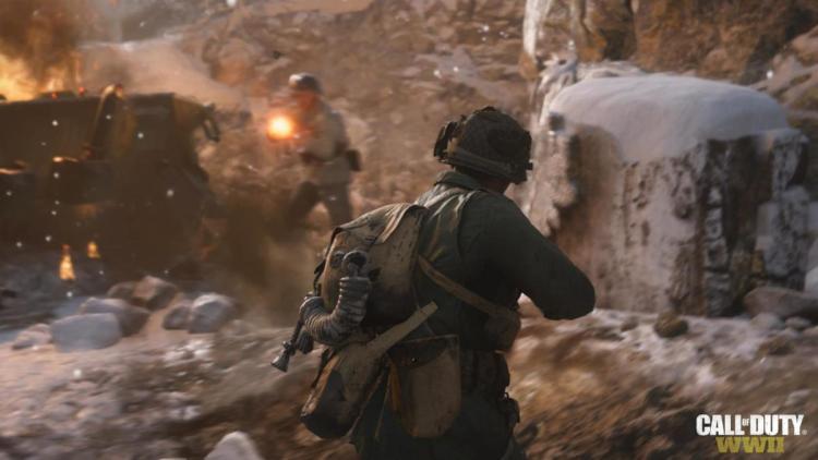 CoD:WWII: 新ゲームモード「ウォーモード」はボット対応、最大12人でのオフラインプレイが可能か