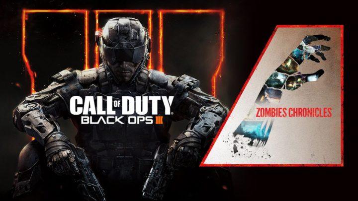 CoD:BO3: DLC「ゾンビクロニクル」が同梱されたバンドル2種が発表