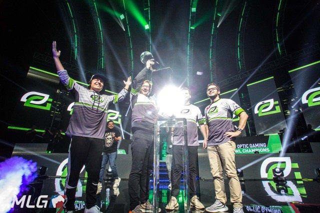 CoD:IW:「CWL Championship 2017」決勝戦、Optic Gamingが見事逆転優勝!