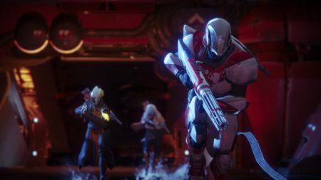 Destiny 2: 報酬の光はプレイヤーの装備中のアイテムではなく装備品とインベントリの最大光から算出される