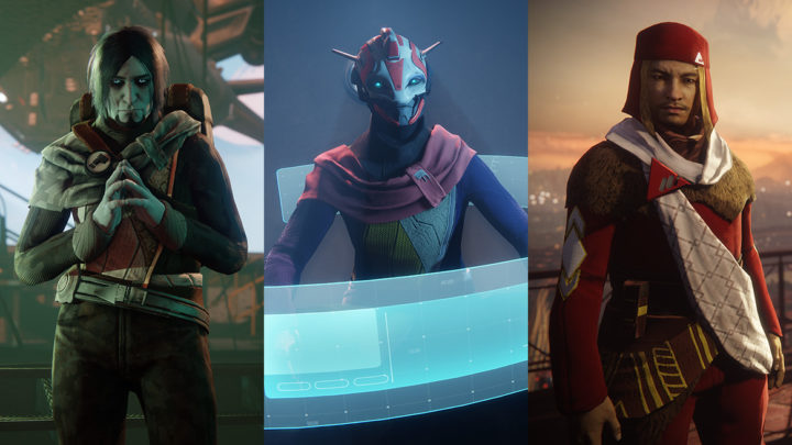 Destiny 2: ファクションエングラムを30個以上開けると報酬はシェーダーのみになるなどファクションラリー詳細まとめ