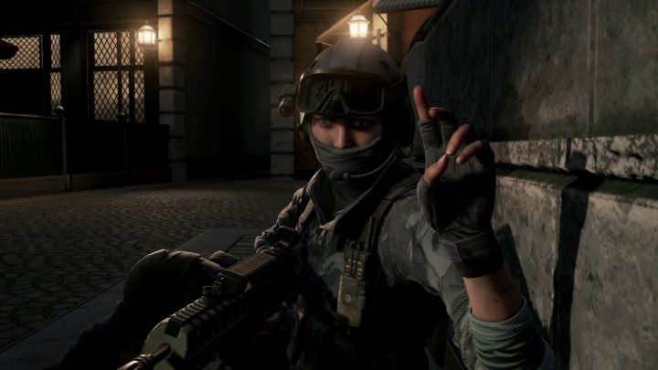 PS VR:フレンドと協力プレイもできるVR FPS『ブラボーチーム』2017年内発売