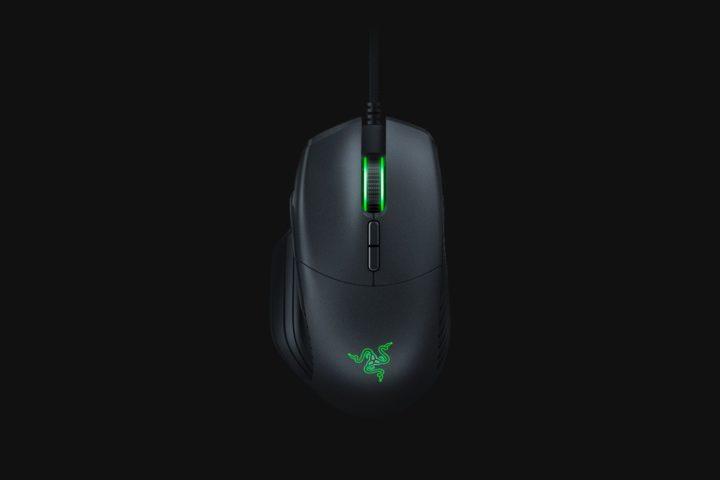 Razer:FPSゲーミングマウス「Razer Basilisk」公開、16,000CPIのセンサー搭載でホイールの抵抗を調整可能