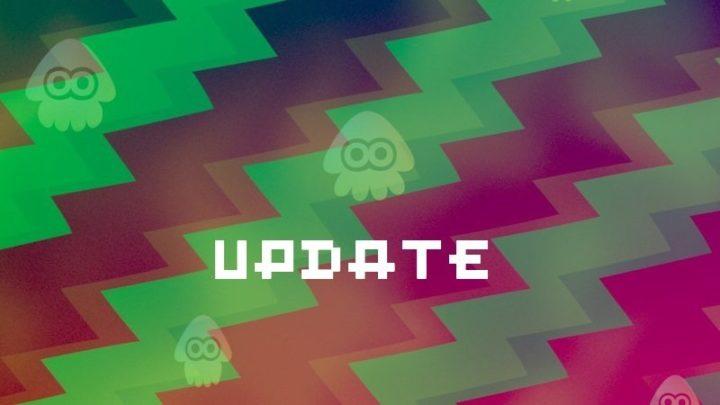 スプラトゥーン2:新ブキセット「もみじシューター」を9月9日に追加、ブキセットは「ロボットボム」と「アメフラシ」