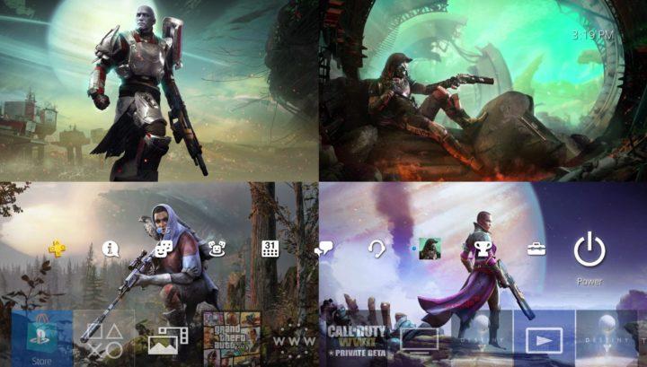Destiny 2: 無料ダイナミックテーマとアバター2種の入手方法(要北米PSNアカウント)