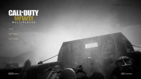 PC版『CoD:WWII』のベータテスト開始、いくつかの変更やマップ「Aachen」にも改善