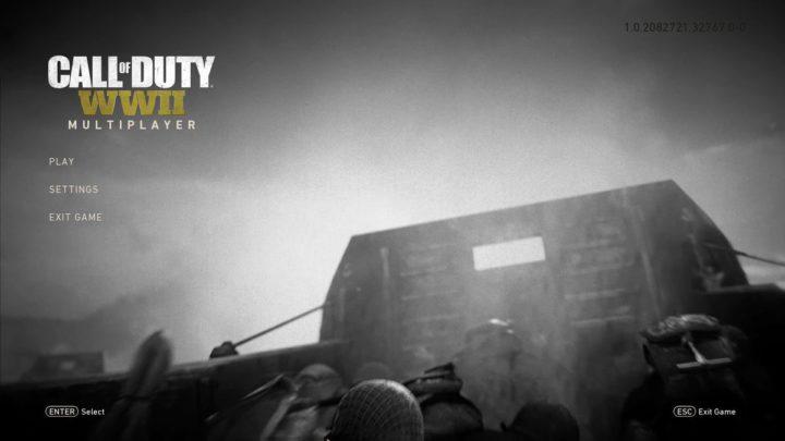 CoD:WWII:PC版のローンチでの修正項目を追加発表、ハッカー対策やリーン動作のオプションなど
