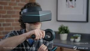 世界初8K解像度のVRヘッドセットがkickstarterで話題に、すでに目標額の6倍の資金を調達