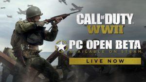 PC版『CoD:WWII』オープンベータのレベルキャップが35に、キルコンファームドも追加