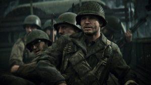 CoD:WWII:完全に映画、ストーリートレーラーの日本語字幕版公開